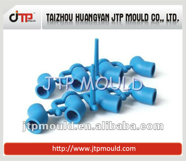 2013 New Products Cold Runner Plastic y Pipe Fitting Pvc Injection Mould