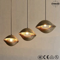 Shell shades fancy pendant lightings for restaurant and hotel decor ETL842701