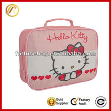 Fashionable Hello Kitty lady lunch bag