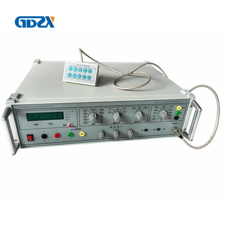 Otomatik yüksek performanslı akım parametre trafo test ekipmanı doğruluğu değişken frekanslı Ct Pt Cvt analizörü