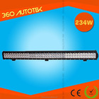 Produit chaud Led Light bar étanche 36 polegada 234 w C ree Led Light Utility