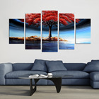 Hot Sale Handmade Landscape Painting Wall Pictures of Nature for Living Room