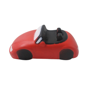 PU Foam Cream Scented Slow Rising Sports Car Squishy Toy