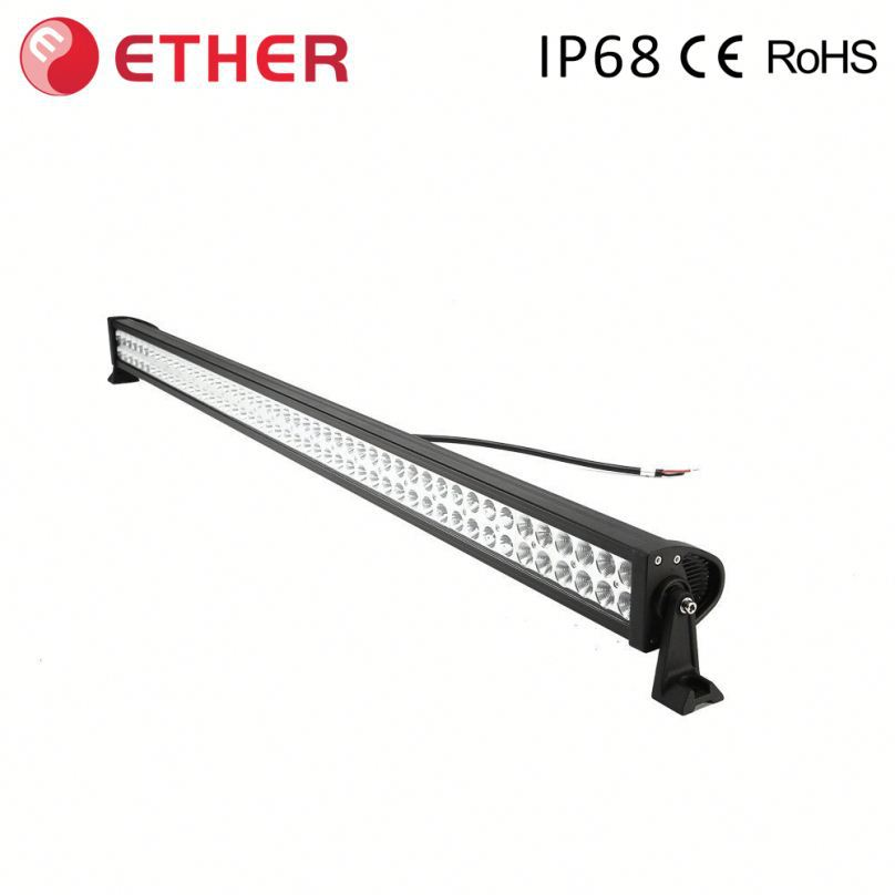 import cheap goods from china PC+Aluminium+stainless steel 2 rows 288w led light bar for fj cruiser
