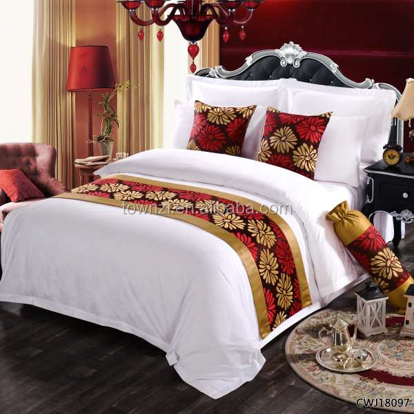 Wholesale Luxury White Cotton Hotel Jacquard Bedding With Additional Inspirational Home Decorating With Hotel Bedding Sets