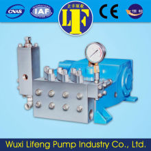 triplex plunger water pumping machine
