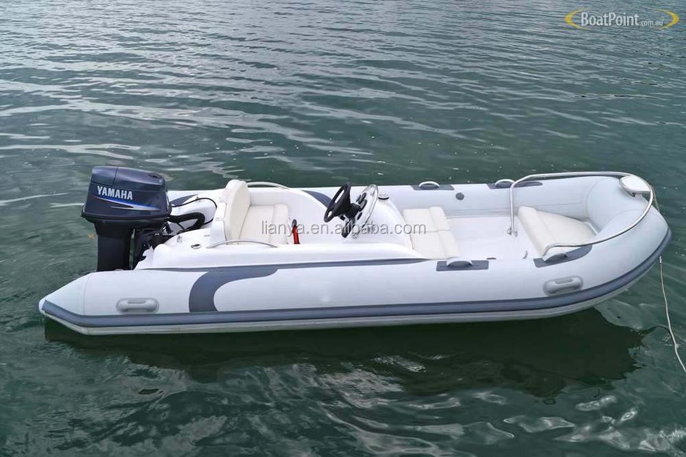 Liya 43m Luxury Mini Yacht Simi Rigid Boats For Sale In Turkey