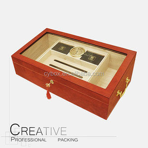 Made in china Rose wood cigar Humidor
