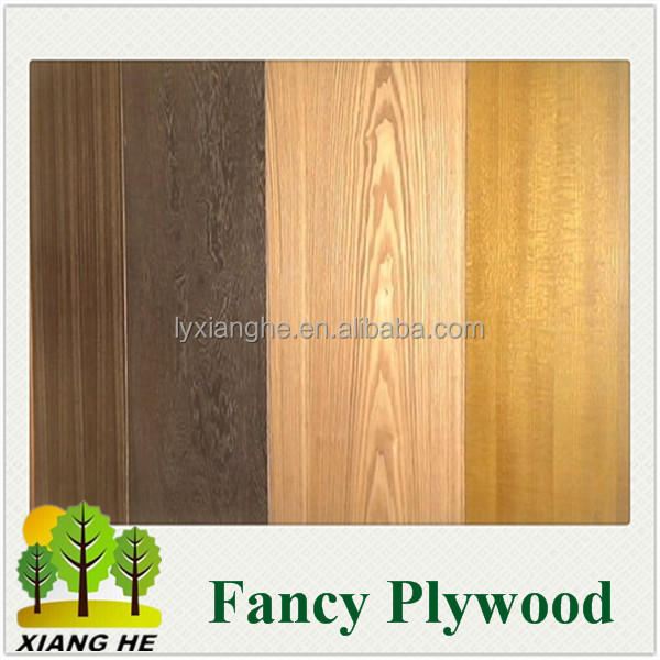 low prices e1 glue 3mm oak plywood