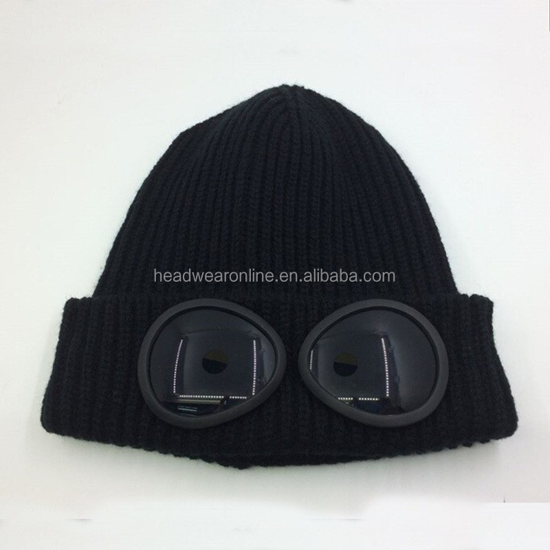 New Style 100% Acrylic Goggle Beanies Cheap Price - Buy Goggle ... 160a4aac4b7