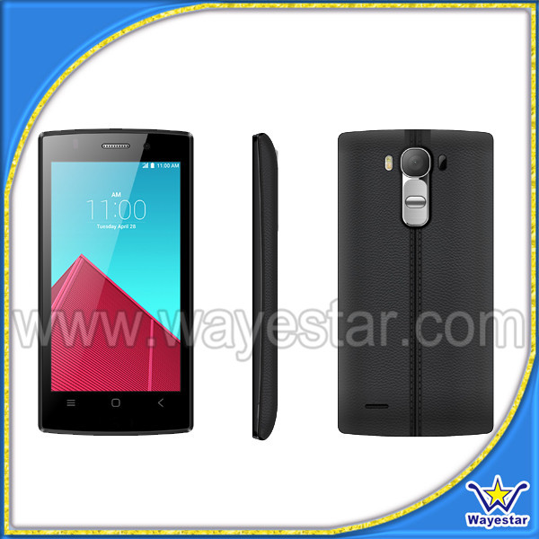 2015 Unlocked 2G GSM Smartphone With Two Sim