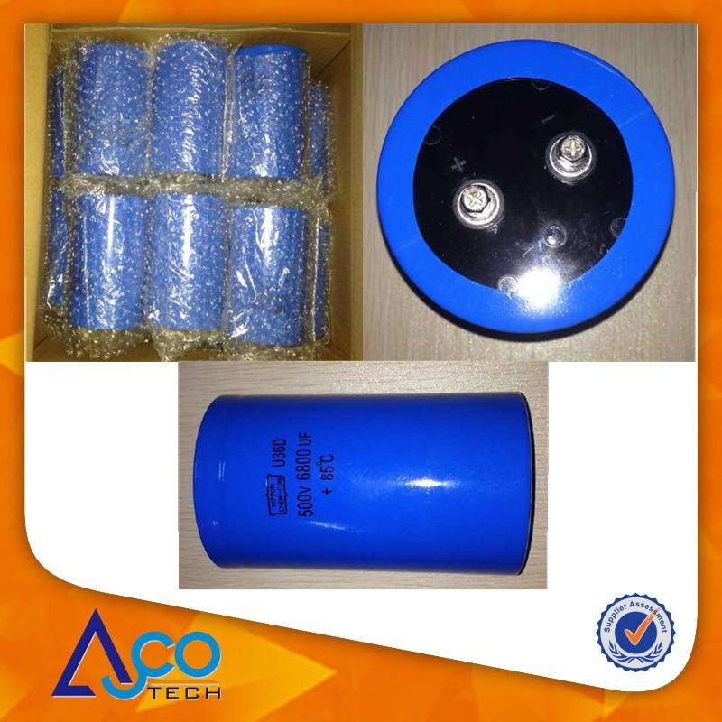 Ul Rohs Zeasset 1000uf 600v Aluminum Electrolytic Capacitor