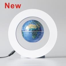 Levitazione magnetica di plastica globo del mondo, mappa Del Mondo globe, mappa politica del mondo globo