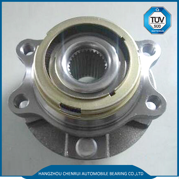 40202-CA010 Premium grade Wheel bearing and hub assembly
