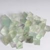 High Quality Decoration Semi-precious Crystal Stone Natural Fluorite Crystal Octahedron Stone For Sale