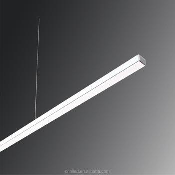 linear suspended lighting. Aluminium Profile Lighting Office Suspended Fixture Led Linear Suspension Light