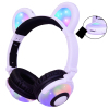China factory Cartoon cute bear earphone & headphone