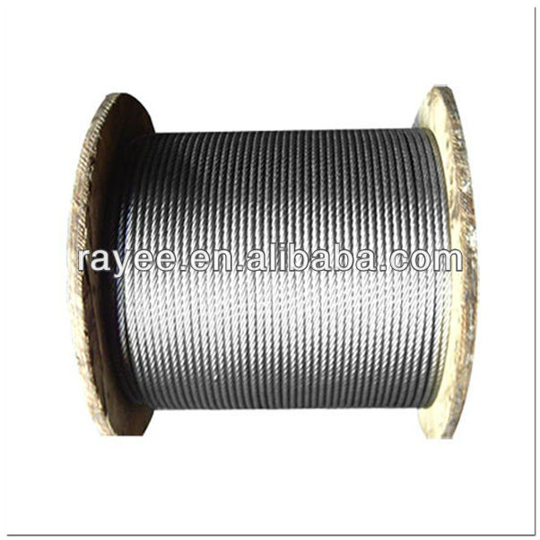 capacity of steel wire rope