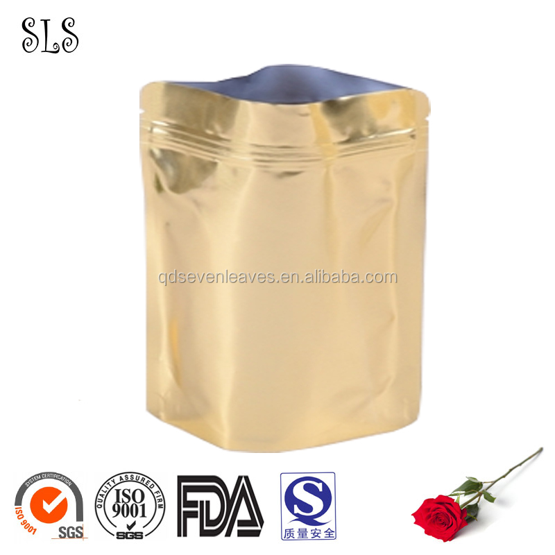 Extremely high barrier Aluminum foil Stand up Retort Pouches