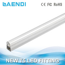 led integrated T5 tube lighting, LED T5 light fixtures 750mm 12w