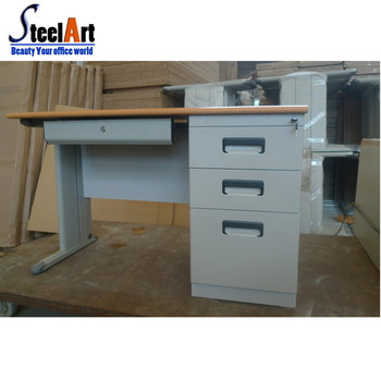 Executive Metal Pc Computer Table Models Design