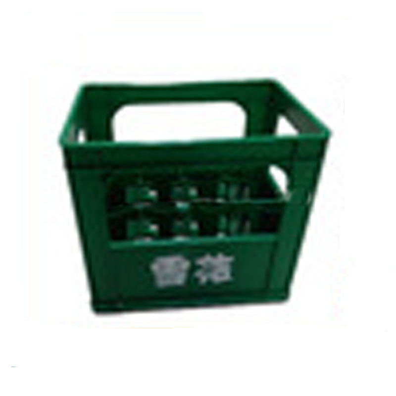 Wine bottle plastic crate with low price