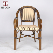 (SP-OC359) Customized <span class=keywords><strong>bambus</strong></span> rattan wicker bistro <span class=keywords><strong>stuhl</strong></span> für outdoor