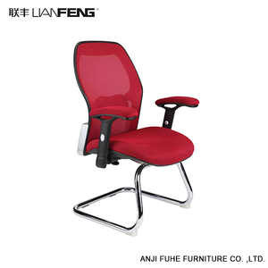 anji fuhe furniture coltd modern design mesh executive office chairs no wheels