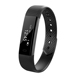 2018 Amazon hotselling ID115 smart fitness tracker watch band with message reminder