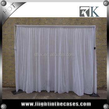 Modular Exhibition Booth Truss Stand Backdrop Aluminum Diy Pipe And Drape Backdrop Buy Modular Exhibition Booth Pipe And Drape Backdrop Pipe And