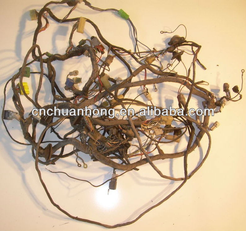 SUZUKI SAMURAI 1 3 8 VALVE FUEL suzuki samurai 1 3 8 valve fuel injection tbi complete wiring suzuki samurai complete wiring harness at fashall.co