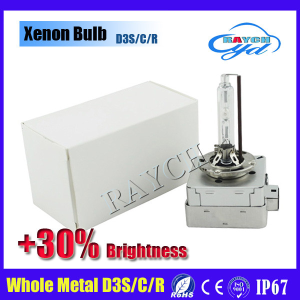 Fast delivery 12V35W Auto HID Xenon bulb/lamp HID bulbs D1S D2S D3S D4S 6000K with good price & high