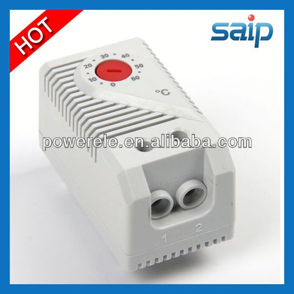 2014 Newest KTO 011 Small Compact Adjustable 90 degree normal close metal water heater thermostat