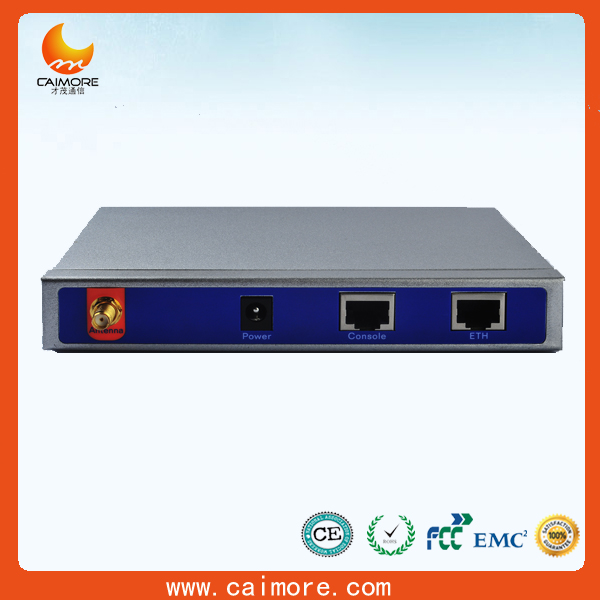 M2M 1LAN industrial grade router with sim slot