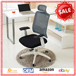 B09# High end functional executive ergonomic office mesh chair, executive chair style reclining chair
