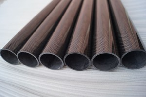 Best Quality Reinforced Round Carbon FiberTube10mm 50mm 100mm