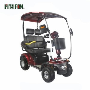 China Factory Low Price 4wheel 1000w Pride Mobility Scooter