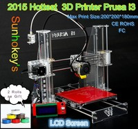 2015 WORLD FIRST FULL COLOR 3D PRINTER