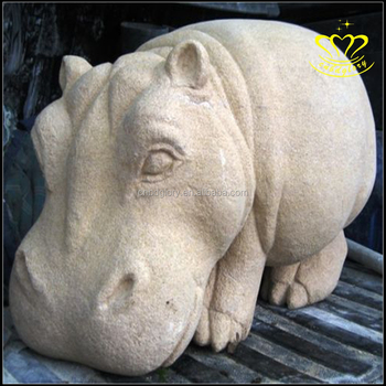 Garden Decor Life Size Animal Hippo Stone Statue For Sale Buy Life