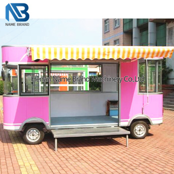 Electrique Barbecue Food Delivery Coffee Cart Diy Business Income For Price