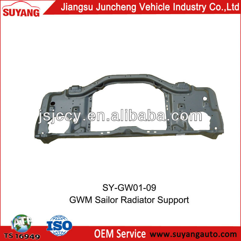 China Car Great Wall Sailor Radiator Support Parts