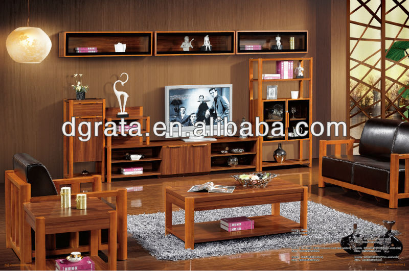 2012 Popular African Living Room Sets Is Used Solid Wood And Mdf Board To Finish For The Family Furniture