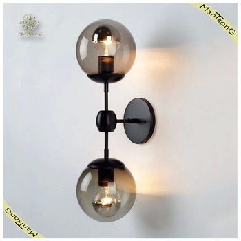 Home Decoration Lighting Vintage Loft Wall Lamps Industrial Wall ...