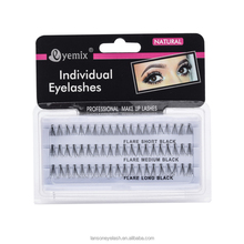 Private label Volume Lash3D 4D 5D Individuele Wimpers Cluster flare Wimpers extensions