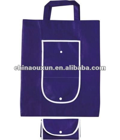 Most popular folding shopper tote bag