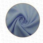 New product 100% polyester linen-like spun cotton chiffon fabric for blouse or dress