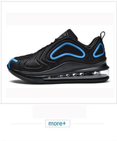 2019 uomini caldi scarpe Sportive di Colori Misti di modo della piattaforma del cuoio delle scarpe da tennis