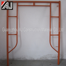 Tubular H Frame Facade Scaffolding System For Sale, 1700*1219mm