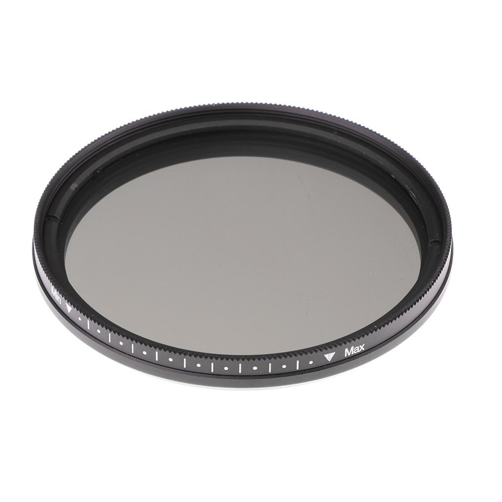For Canon HF G40 58mm Slim Fader Variable ND Filter Adjustable ND2 to ND400 Neutral Density