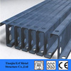 cold rolled galvanized steel z angle z bar z beam z purlin specification